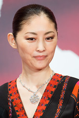 "Tokiwa Takako from ""HANAGATAMI"" at Opening Ceremony of the Tokyo International Film Festival 2017"