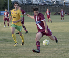 FQPL Logan vs Rochedale             Photo Credits: David Wilson (logan-lightning-fc) Tags: