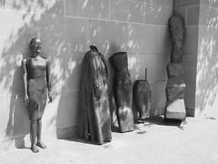 Storage (procrast8) Tags: kansas city mo missouri nelson atkins museum storage sculpture judith shea art