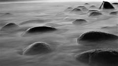 Water across the rocks (Rudi Verspoor) Tags: water rocks sea lafoten norway nikon d7200 1020mm long exposure seascape