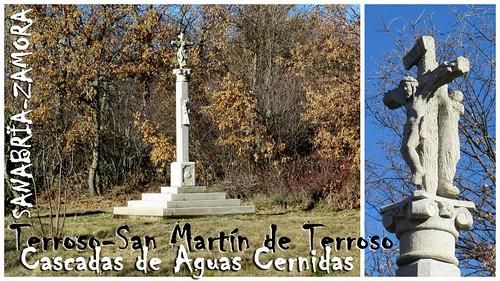 Senderismo por Cascadas Aguas Cemidas Zamora Fotografía David Lazo Alonso (2)