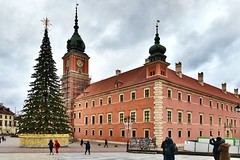 Royal Castle, Warsaw, Poland (leo_li's Photography) Tags: 聖誕樹 christmastree staremiasto 世界文化遗产 世界文化遺產 unescoworldheritagesites warszawa warsaw poland europe 波蘭 華沙