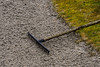 Hindhead Golf Course-E2190491 (tony.rummery) Tags: bunker em10 golf golfcourse hindhead mft microfourthirds omd olympus rake sand stilllife surrey beaconhill england unitedkingdom gb