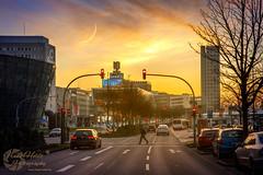 Dortmund.... (Frank Heldt Photography) Tags: dortmund nordrheinwestfalen deutschland de city sonnenuntergang sonnenaufgang dortmunder u dortmunderu wall wallring marmeladisieren kaplun 5dmarkiv