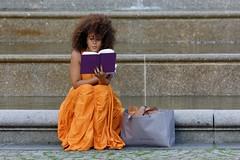 US-NY NYC - Literature Break 2017-09-16 (N-Blueion) Tags:
