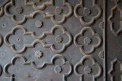 Gate detail (norm.edwards) Tags: tajmahal taj gate iron detail design india geometric business agra cool