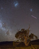 Dark and clear–finally! (nightscapades) Tags: act astronomy astrophotography australiancapitalterritory canberra iss ianwilliams internationalspacestation magellanicclouds milkyway nasa namadginationalpark night nightscapes sky stars