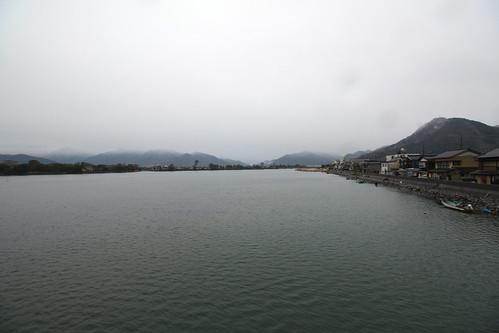 Hashimotogawa Upstream View