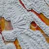 Let the ice melt, set the energy free (Landanna) Tags: embroidery embroideryonpaper broderi broderipåpapir borduren bordurenoppapier innovative art artwork handmade handgemaakt handwerk håndlavet bullionknot frenchknots runningstitch detailpicture square original