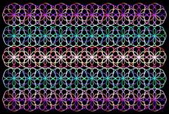 Shaped Pattern (merripat) Tags: shapedpattern shaped patterning brush gimp gradient