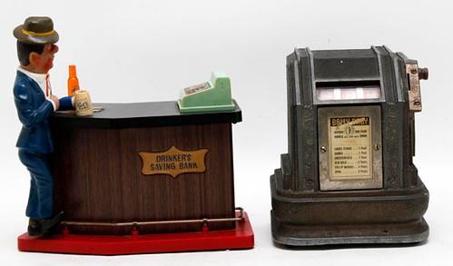 Cigarette Slot Machine ($201.60)