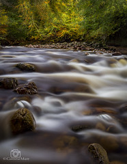Silky Stones.. (CamraMan.) Tags: gelt river cumbria longexposure canon6d canon1740mmlusm manfrotto stones autumn ©davidliddle ©camraman