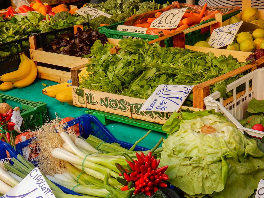 The world 39 s most recently posted photos of verdura for Mercato frutta e verdura milano