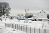 back to winter in Shipshewana (WORLDS APART PHOTO) Tags: amish shipshewana indiana farming fence agriculture countryside outdoors snow snowscenes winter windmills windmillwednesday white cold