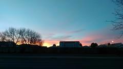 Colorado Sunrise 020818 (BargeCaptain) Tags: colorado sunrise neighborhood colors clouds thornton