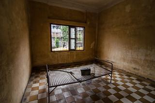 S21 prison, Tuol Sleng - Phnom Penh, Cambodia