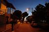 Nightfall (JB Fotofan) Tags: türkiye turkey türkei özdere lumixfz1000 nightshot night nacht sky himmel street strase sea meer
