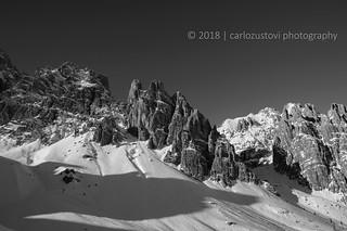 in Val Popena Alta...