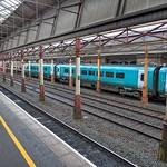 UK, Crewe Station,  Arriva Trains Wales Class175 Coradia thumbnail
