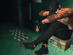Homeless (AW02) Tags: sl secondlife photography fashion emotions feelings
