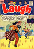 Laugh Comics 85 Front comics (zigwaffle) Tags: archie laugh comicbook veronica reggie betty riverdale humor teen 1958 rollerskating