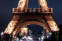 Eiffel Tower (Paris, France) (sebastienms) Tags: