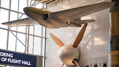 National Air and Space Museum (kuntheaprum) Tags: nationalairandspacemuseum airandspace museum nikon d750 samyang 85mm f14 airplane carrier rockets lander