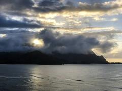 St. Regis Sunset on Kauai (Bill in DC) Tags: hawaii 2018 kauai princeville hotels stregis stregisprincevilleresort