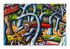 sydney street art (Greg Rohan) Tags: colourful urbanart urban sydney paintedwalls paintedstreetart streetart artist artwork art arte d750 2018 nikkor nikon