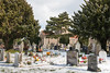 Ramsgate Cemetery - Graveyard & Chapels 5 (Le Monde1) Tags: ramsgate kent england ramsgatecemetery county graves tombs tombstones headstones lemonde1 nikon d800e dumptonpark snow graveyard twin chapels georgegilbertscott anglican nonconformist