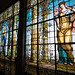 Stained Glass at Chapultepec Castle