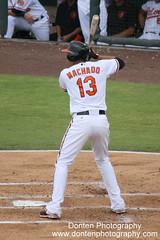 Manny Machado (Donten Photography) Tags: florida sarasotaflorida edsmithstadium majorleaguebaseball mlbspringtraining grapefruitleague americanleague baltimoreorioles mannymachado