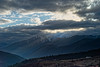 Let the light shine through (George Fournaris) Tags: sky clouds mountains evrytania rays ray light