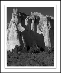 Grosvenor Arch (rspohl17) Tags: utah arch grande staircase escalante rock landscape acros largeformat film rodinal viewcamera