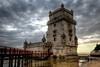 Torre de Belém HDR (Strocchi) Tags: torredebelém lisbona lisboa canon eos6d 24105mm monument monumento hdr tower torre sea mare portugal portogallo riflesso reflexion lisbon
