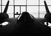 [ b l a c k b i r d ] ([BigGarlicBullet]) Tags: blackbird sr71 blackandwhite duxford imperialwarmuseum