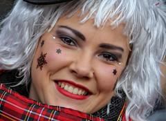 Eschweiler, Carnival 2018, 063 (Andy von der Wurm) Tags: karneval kostüm costume carnival mardigrass eschweiler 2018 kostüme kostueme nrw nordrheinwestfalen northrhinewestfalia germany deutschland allemagne alemania europa europe female male girl teenager smiling smile lachen lächeln lustforlife groove portrait lebensfreude verkleidung verkleidet dressed bunt colorful colourful karnevalsumzug karnevalszug carnivalparade andyvonderwurm andreasfucke hobbyphotograph funkenmarie funkenmariechen