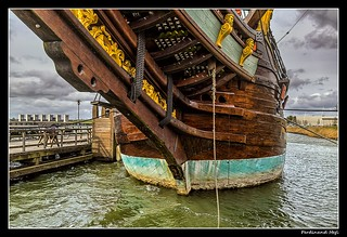 Batavia - Ship of the East India Company_Oostvaardersdijk_,Lelystad_Flevoland_Nederland