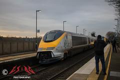 373011, on the last journey (CS:BG Photography) Tags: class66 tamworth crosscountryroute tam class373 eurostar tgvtmst tgv 373011 3011
