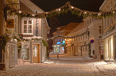 That christmas feeling (Sv.R) Tags: grimstad christmas snow norway