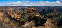 Waimea Canyon (802701) Tags: 2018 201801 america hi hi2018 hawaii january2018 kauai usa unitedstates unitedstatesofamerica travel waimea waimeacanyon canyon nature outdoors scenery scenic