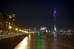 Düsseldorf - Rheinufer (FBK1956) Tags: 2018 altstadt deutschland düsseldorf nrw