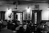 Indian Coffee House. A Peek into History (PB1_0347) (Param-Roving-Photog) Tags: indian coffee house outlet coffeeshop history steppingintopast britishindia incredibleindia decor service attire crowd patrons indoor scene candid travelphotography shimla mall himachal india pm modi reminisce memories monochrome blackandwhite bw