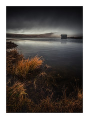 Devoke (Vemsteroo) Tags: devokewater devoke lakedistrict cumbria gloomy moody cloudy mist lowcloud atmospheric north northern beautiful outdoors exploring ruin boatinghouse morning thelakes waterscape canon 5d mkiv 1635mm leefilters circularpolariser nd filter