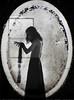 démon (bernadetta voloshyna) Tags: monochrome blackandwhite bw portrait surreal genre fineartphotography fineart darkart