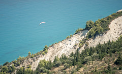 View to the west coast of Lefkas (Traveling together) Tags: lefkas 2017 zomer griekenland vakantie fida sven yela