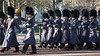DM18-03 Best foot forward (Dominic@Caterham) Tags: soldiers guards uniforms london buckinghampalace trees winter sunlight marching