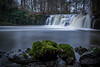 Linn park, Glasgow, Scotland (stuartallan38) Tags: nikon d7100 long exposure water waterfall rock tree trees smooth scotland scottish park iamnikon linn