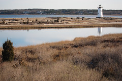 IMG_6442 (Dan Correia) Tags: marthasvineyard island ocean harbor reflection lighthouse 15fav topv111 addme200 topv333