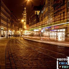 Augsburg City (Lebemitgott) Tags: kreative fotografie photoshop fotograf 500px трамвай